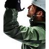 The North Face M's Summit Series L5 Shell Jacket TNF Black/Vaporous Green Jacquard